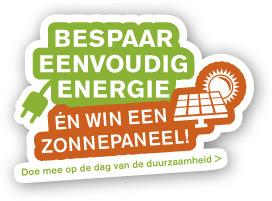 Bespaar eenvoudig energie