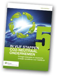 In vijf stappen CO2 neutraal ondernemen