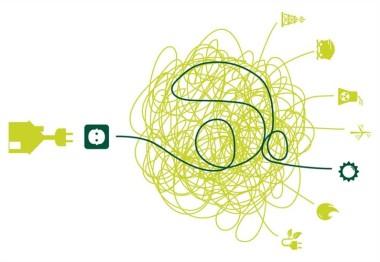 Groene stroom duurzaam chaos