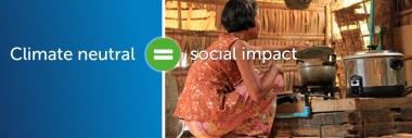 klimaatneutraal en de sociale positieve impact