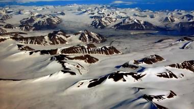 Spitsbergen expeditie klimaatverandering Wagfeningen