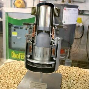 Micro WKK houtpellets duurzaam energie