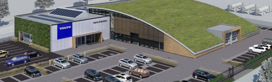 Duurzaamste Garagebedrijf Van Europa Staat In Hengelo Co2 En